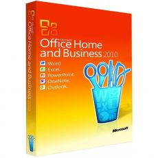 Office 2010 Home and Business, image