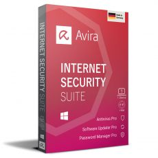 Avira Internet Security Suite 2021, Runtime: 1 Year, Device: 1 Device, image