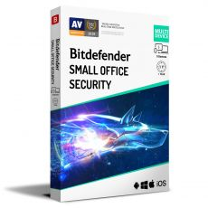 Bitdefender Small Office Security 2021, Runtime: 1 Year, Device: 5 Devices, image