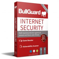 BullGuard Internet Security 2021, Runtime: 1 Year, Device: 1 Device, image
