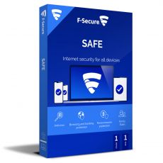 F-Secure SAFE, Runtime: 1 Year, Device: 1 Device, image