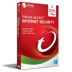 Trend Micro Internet Security, Runtime: 1 Year, Device: 1 Device, image