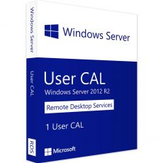 Windows Server 2012 R2 RDS - User CALs, Client Access Licenses: 1 CAL, image